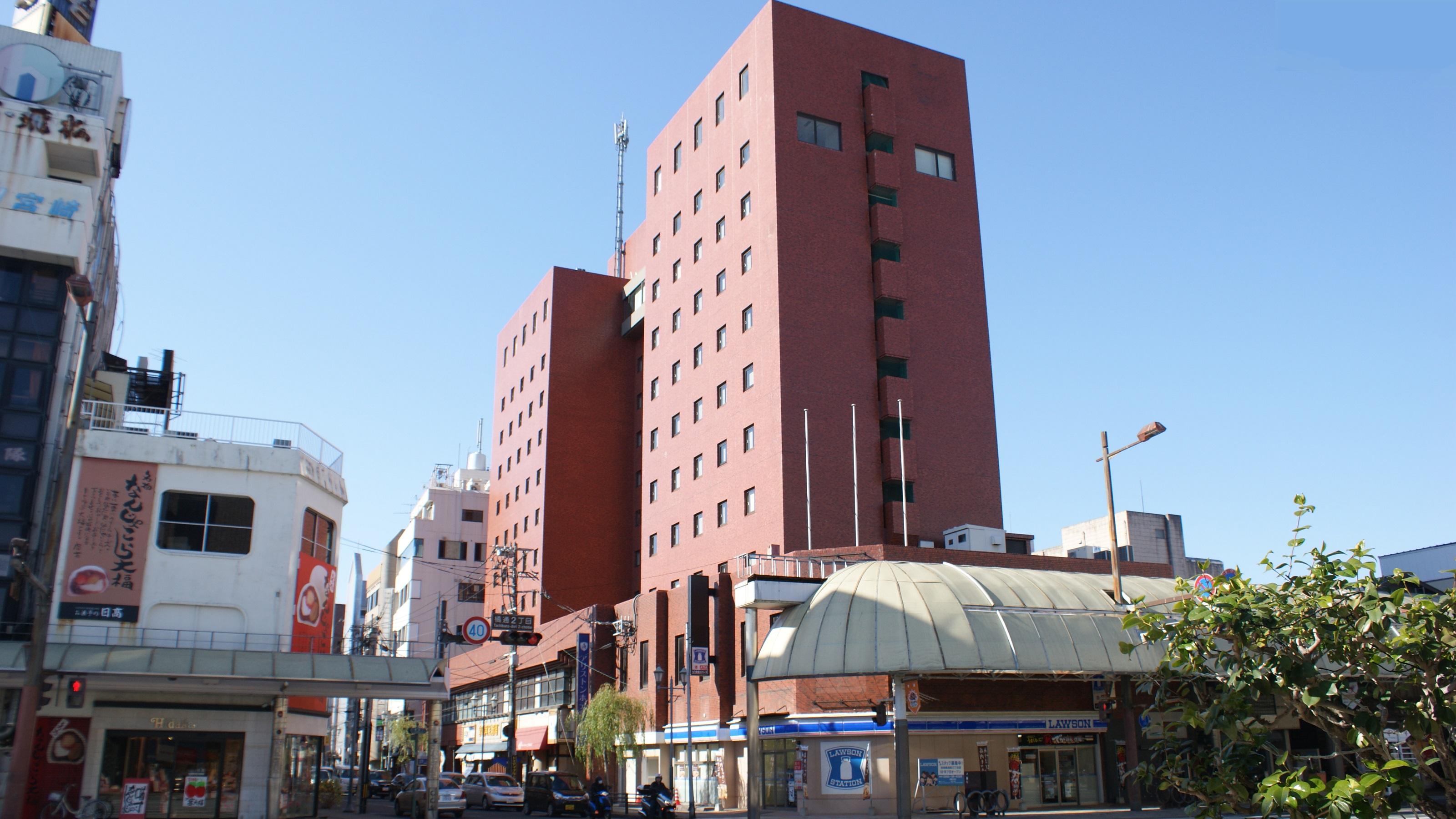 宮崎サンマリンホテル 空室検索へ