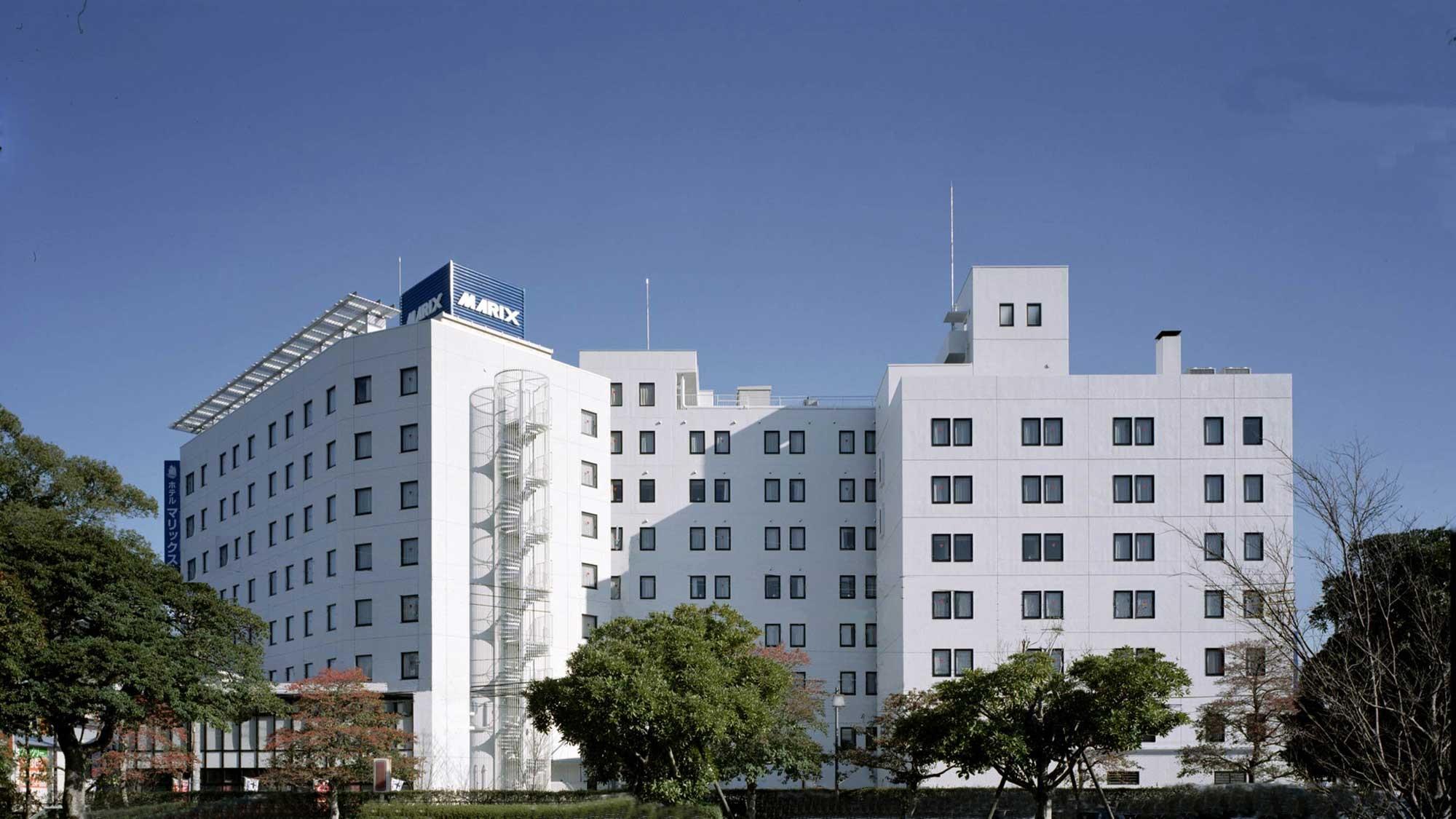 ホテルマリックス 空室検索へ